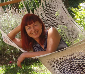 Anosha at Casa de la Vida, Tepoztlan, Mexico. Sobre Nosotros